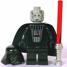 Lego Darth Vader 6211 7264 Star Wars Minifigure w/ Lightsaber - RARE