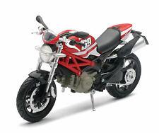 Ducati Monster 796  # 69 rot 1:12 Motorrad Modell die cast motorcycle model