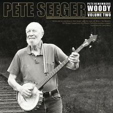 Pete SEEGER Pete Remembers Woody Vol 2 UK 140g vinyl 2LP SEALED/NEW