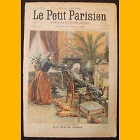 LE PETIT PARISIEN Supplément littéraire illustré Transvaal 30 mars 1902
