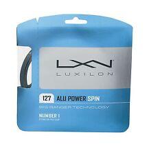 LUXILON ALU POWER SPIN 127 - Big Banger tennis racquet string - Auth Dealer