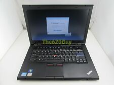 Lenovo ThinkPad T420s Laptop 14.1″ i5 2.5GHz 8GB 128GB SSD DVD±RW WIN7 Pro 64b