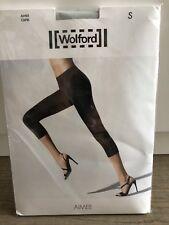 WOLFORD *Aimee Capri*, Größe XS, silver shine, neu