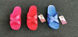 Women Indoor Shower Bath Slippers Non-Slip Bathroom Sandals Shoes