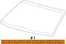 FORD OEM 2014 F-150-Windshield Glass DL3Z1503100B