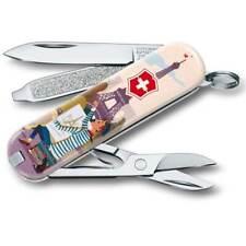 Victorinox Swiss Army Multi Tool Classic SD, City of Love 0.6223.L1810US2
