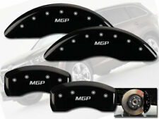 "2014-2019 Toyota Highlander Front + Rear Black ""MGP"" Brake Disc Caliper Covers"