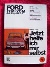 Dieter Korp - Jetzt helfe ich mir selbst  Band 9    Ford 17 M / 20 M Top Zustand
