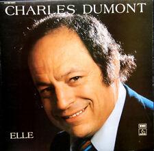 """CHARLES DUMONT  ---   """" ELLE """"   --  1976 ---  NEAR MINT"""