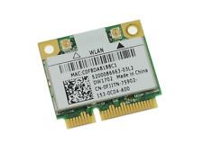 Notebook Atheros AR5B195 WLAN Mini PCI Express Karte Bluetooth BT 3.0, DW1702