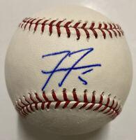 FREDDIE FREEMAN Signed Rawlings Off Major League Baseball PSA/DNA AJ29046 Braves