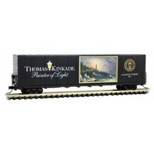 Micro Trains 102 00 807 N Scale Thomas Kinkade Series Boxcar 7 Clearing Storms