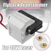 40W High Flyback Transformer Volt Power Supply K40 Engraving Cutting Tool