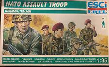 esci 1/35 Nato Assault Troops