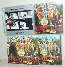 Beatles: Let It Be Naked & Sgt. Pepper's Lonely Hearts Club Band - UNPLAYED