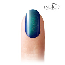 INDIGO Mermaid Holo MetalManix CHAMELEON Chrome Effect Nail Powder Dust Glitter