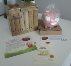 NATWEST PIGBY & FRIENDS MONEY BOX NEW IN BOX