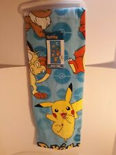 "NWT Pokemon 28"" x 58"" Beach Towel"