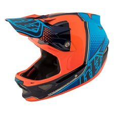 TROY LEE DESIGNS D3 Carbon MIPS Starburst Full Face Bike MD Helmet BRAND NEW