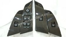 BMW E60, E60 M5 Carbon fiber Door Window Switch Panels ( Pre Lci)