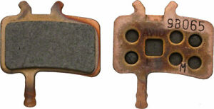 Avid Disc Brake Pads - Sintered Compound Steel Backed Powerful For Juicy BB7