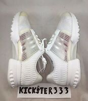 Adidas Originals Clima Cool 1 White Red Running Shoes S75927 Men's 9.5-12 NEW