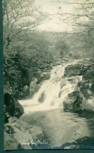 W R GAYS SERIES,SHIPLEY FALLS,vintage postcard