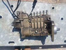 Mercedes  C 250 om 605 injection pump