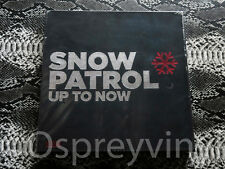 Snow Patrol Up To Now Deluxe Fan Edition Vinyl Box Set +CD+DVD Numbered Sealed