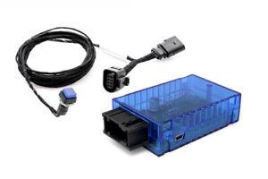 Für Audi A6 4G A7 SQ5 8R Original Kufatec Sound Booster PRO Active Bluetooth APP