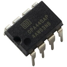 OPA445AP Burr Brown Op-Amplifier 2MHz 15V/µs Single FET-Input OpAmp DIP-8 855954