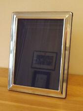 More details for r.carrs silver hallmarked photo frame 21cm x 16cm aperture 17cm x 12cm