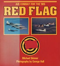 RED FLAG AIR COMBAT FOR THE 80'S PRESIDIO PRESS 1984 FANTASY RPG VGC!