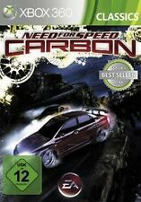 XBOX 360 NEED FOR SPEED CARBON DEUTSCH Gebraucht Neuwertig