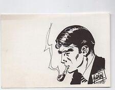 Carte postale PIROTON. Jess Long. série Héros du journal Spirou. TBE