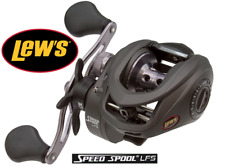 Lew's Speed Spool LFS SS1HA 6.8:1 Casting Reel