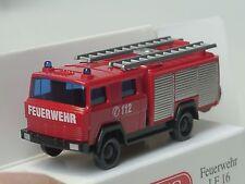 Wiking Magirus LF 16, Feuerwehr - 0961 04 - 1:160