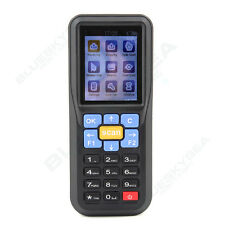Portable USB Wireless Bar Code Data Reader Laser Scanner Collectioin Inventory