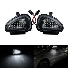 Ampoules LED Blanc éclairage sous rétroviseurs pour VW Golf 6 08-16 Tiguan 07-15