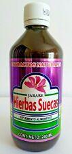 SWEDISH BITTERS HERBS TONIC 8.11 OZ HIERBAS SUECAS TONICO JARABE 240 ML SUECO