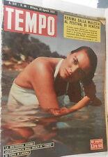 EPOCA 30 Agosto 1952 Bianca Maria Fabbri Saar Bracco o setter Mata Hari Cellucci