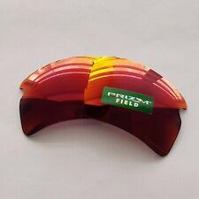 OAKLEY FLAK 2.0 XL PRIZM FIELD BASEBALL LENSES *AUTHENTIC* RED 101-108-003