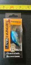 NEW OLD STOCK KOPPERS LIVE TARGET CRAWFISH FISHING LURE LOT #9