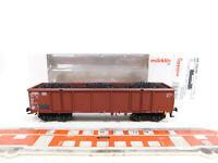 CO287-0,5# Märklin H0/AC Hochbordwagen 00767-09 DB NEM KK Licht, NEUW+OVP
