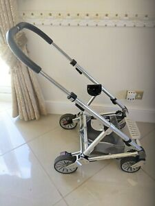 Mamas & Papas Urbo 2 CHASSIS with wheels & basket ready to use
