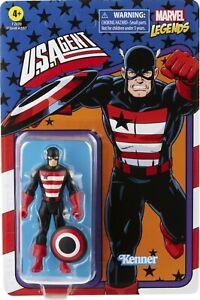 "Kenner Marvel Legends U.S Agent Retro 3.75"" Figures - U.S. Agent"