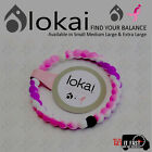 New Lokai Branded Lokai Bracelet Made of Water From Everest & Mud From Dead Sea
