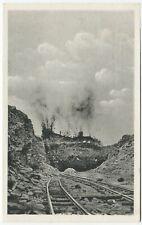 More details for shannon power scheme, blasting of rock at clonlara - co clare postcard