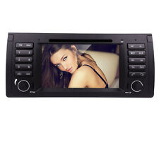 For BMW 5 Series E39 X5 Car GPS Navigation System Stereo DVD Player FM Radio B