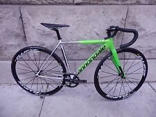 2015 Cannondale CAAD 10 Track Bike 48cm Mavic Ellipse Sram Fizik MSRP $2130